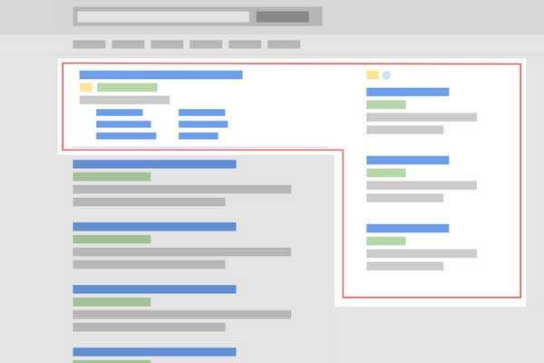 adwords-search-request