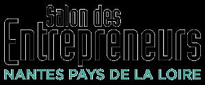 logo salon des entrepreneurs de nantes