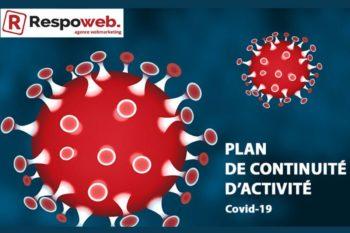 Plan de continuité Respoweb