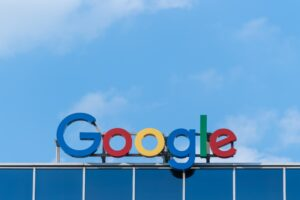Logo Google grand format